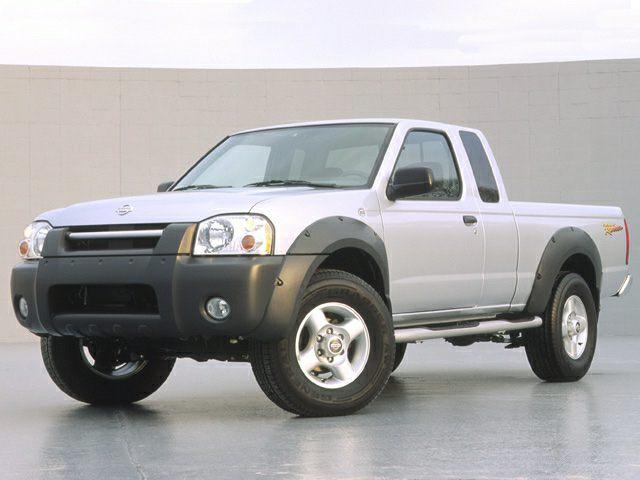 2001 Frontier