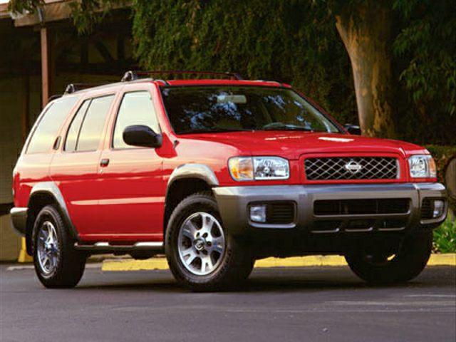 2001 Pathfinder