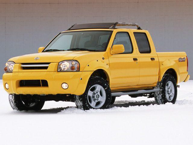 2001 Nissan Frontier Exterior Photo