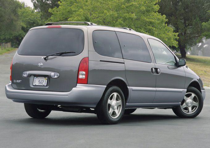 2001 Nissan Quest Exterior Photo