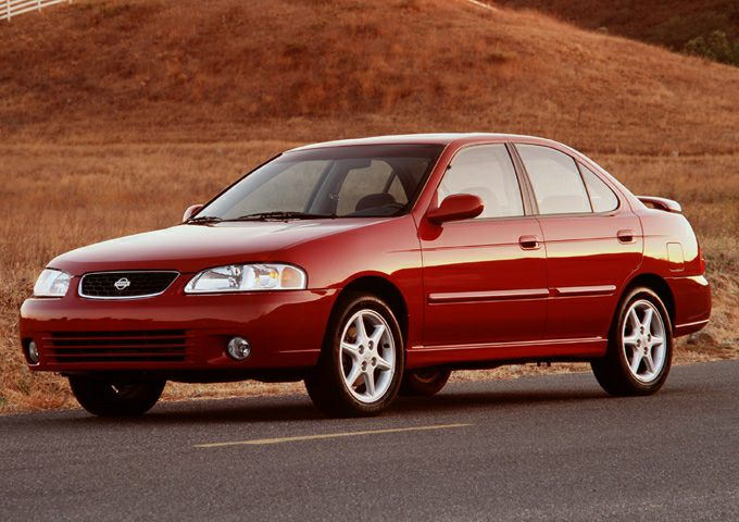 2001 Nissan Sentra Exterior Photo