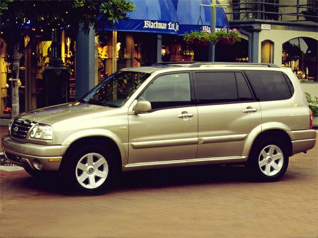 2001 suzuki grand vitara xl 7 information. Black Bedroom Furniture Sets. Home Design Ideas