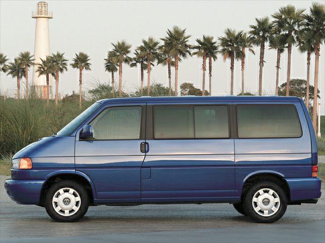2001 Volkswagen EuroVan Exterior Photo