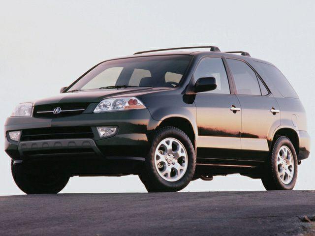 2002 Acura MDX Exterior Photo