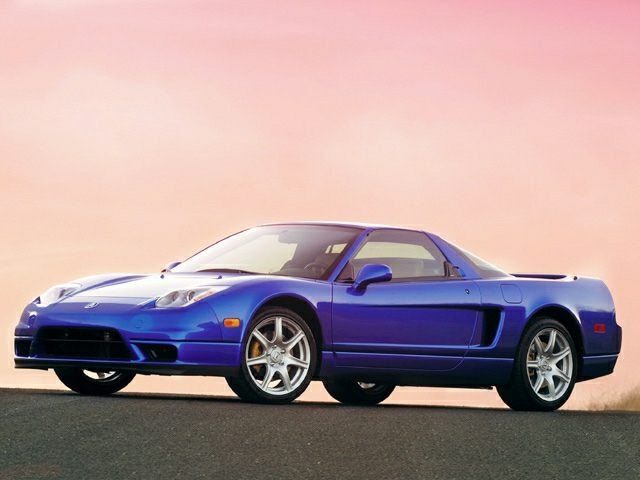 2002 Acura NSX-T Exterior Photo