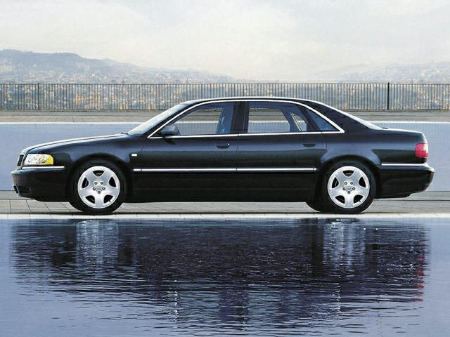 2002 Audi A8 Exterior Photo