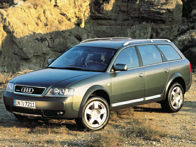 2002 Audi Allroad Information