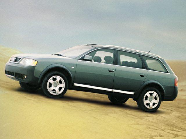 2002 Audi allroad Exterior Photo