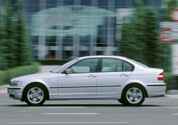 2002 BMW 330 Exterior Photo