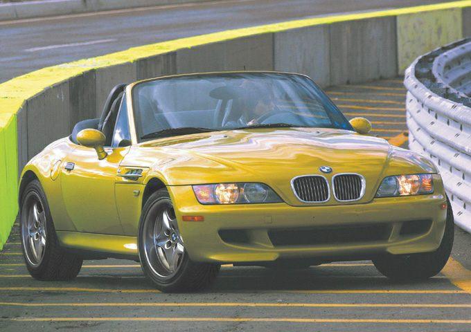 2002 BMW M Exterior Photo