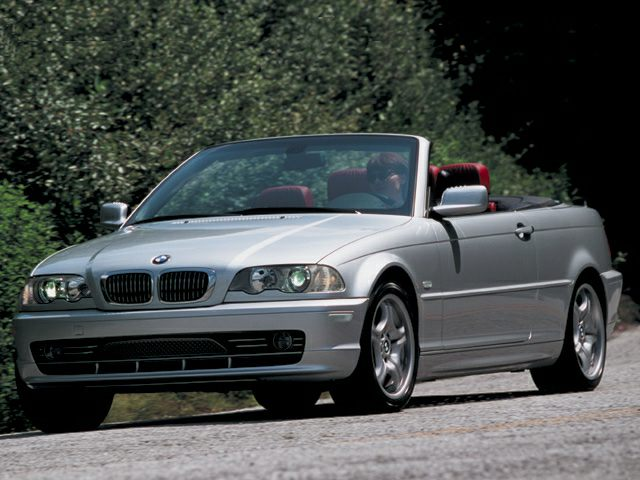 2003 BMW 330 Exterior Photo