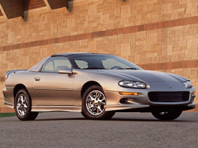 2002 Chevrolet Camaro Exterior Photo