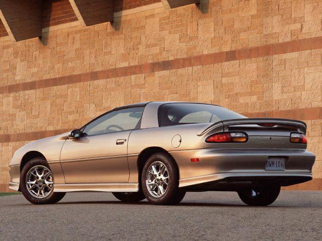 2002 Chevrolet Camaro Exterior Photo