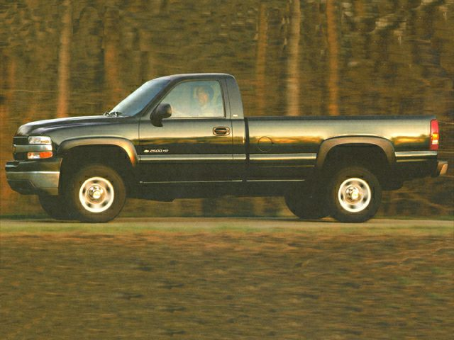2002 Chevrolet Silverado 2500hd Information