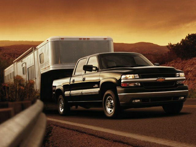 2002 chevrolet silverado 2500hd base 4x4 crew cab 6 6 ft. Black Bedroom Furniture Sets. Home Design Ideas