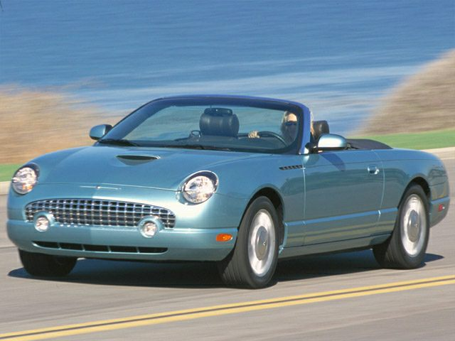 2002 ford thunderbird information. Cars Review. Best American Auto & Cars Review