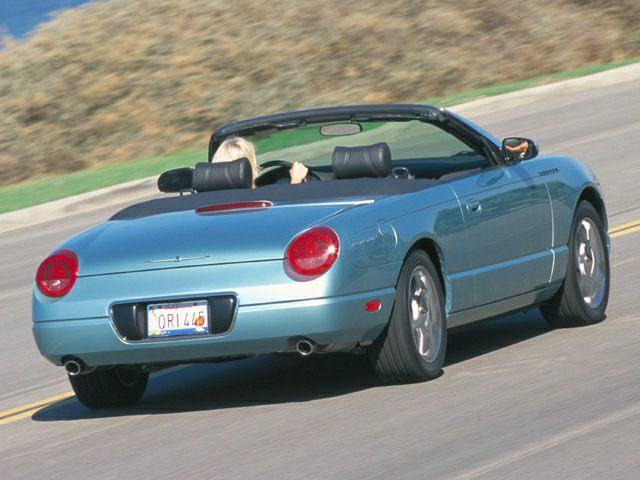 2002 Ford Thunderbird Exterior Photo