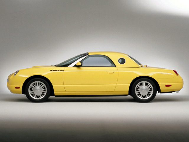2002 Ford Thunderbird Pictures