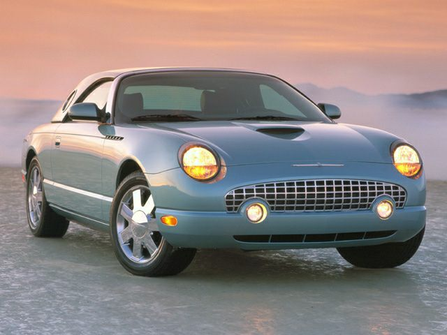 2002 Ford Thunderbird Exterior Photo