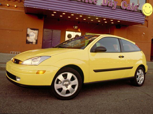2002 Ford Focus Exterior Photo