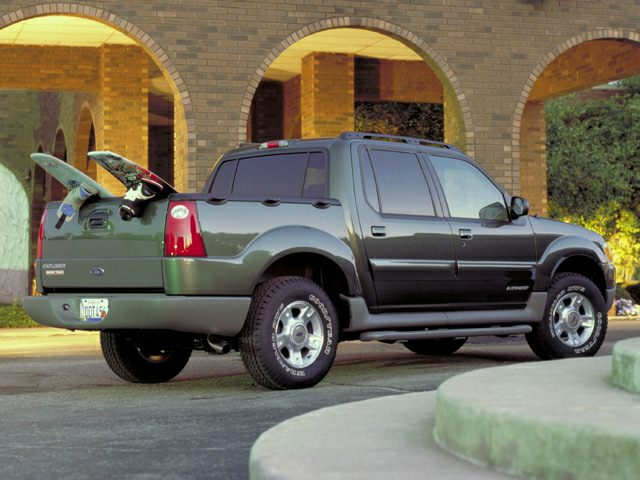 2003 ford explorer sport trac xls manual 4dr 4x4 information. Black Bedroom Furniture Sets. Home Design Ideas