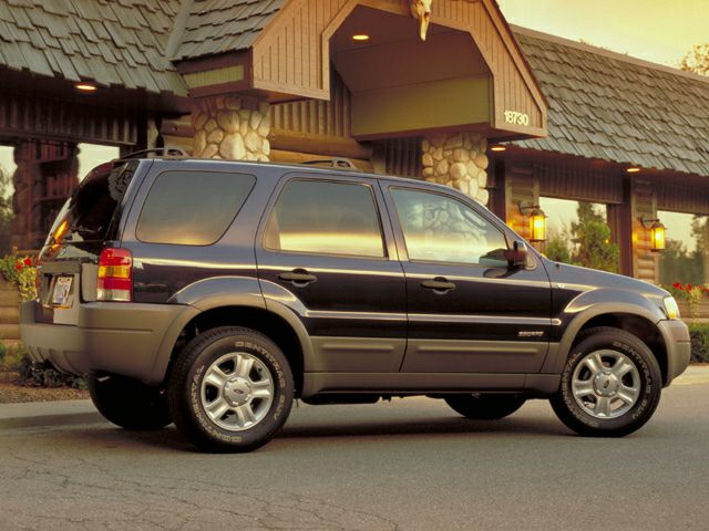 2002 Ford Escape Exterior Photo
