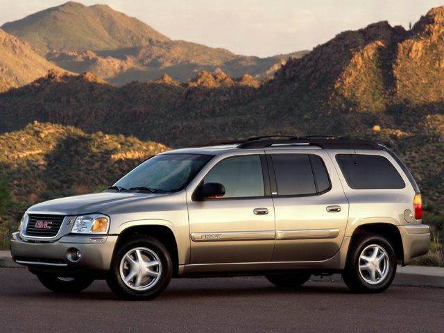 2002 gmc envoy xl slt 4dr 4x4 pictures. Black Bedroom Furniture Sets. Home Design Ideas