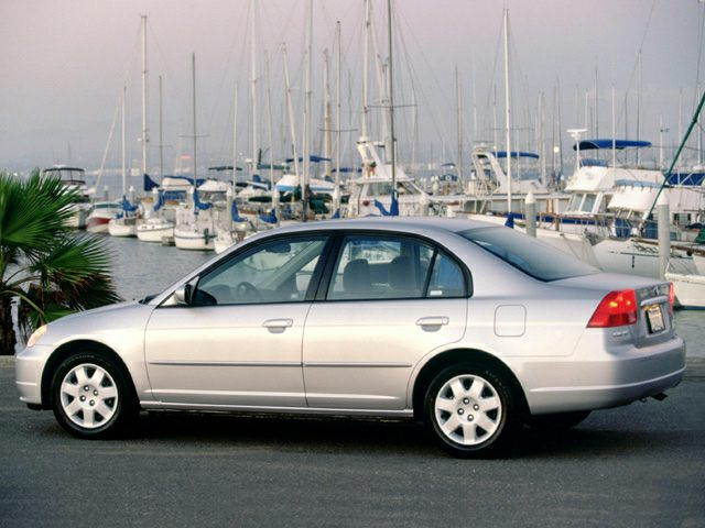 2002 Honda Civic Pictures