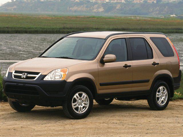 2002 CR-V