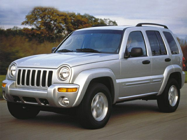 2002 Jeep Liberty Exterior Photo