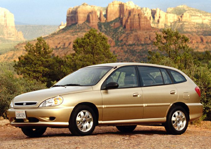 2002 kia rio cinco 4dr station wagon pictures. Black Bedroom Furniture Sets. Home Design Ideas