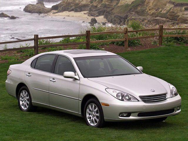 2002 Lexus ES 300 Exterior Photo