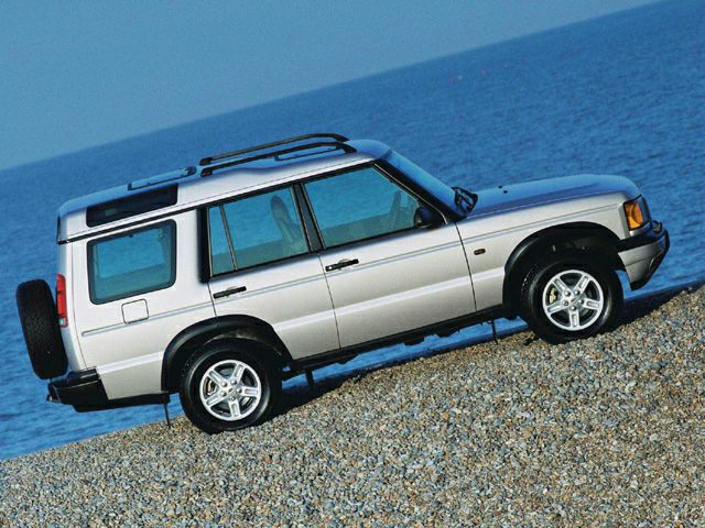 2002 Discovery