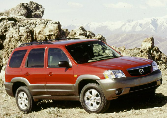 2002 mazda tribute es v6 4dr front wheel drive pictures. Black Bedroom Furniture Sets. Home Design Ideas