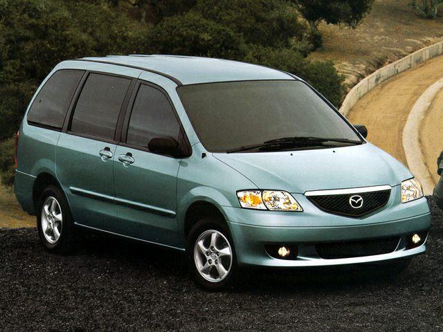 2002 Mazda MPV Exterior Photo