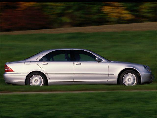 2002 S-Class