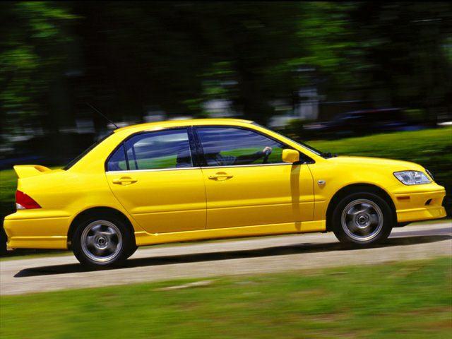 2002 Lancer