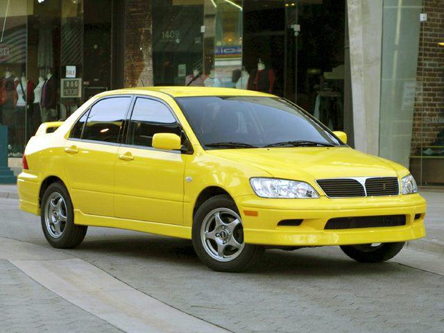 2002 Mitsubishi Lancer OZ Rally 4dr Sedan Pictures