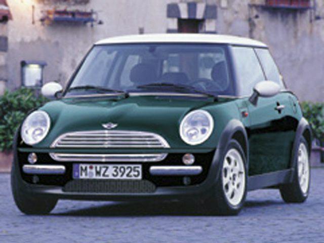 2002 MINI Cooper Exterior Photo