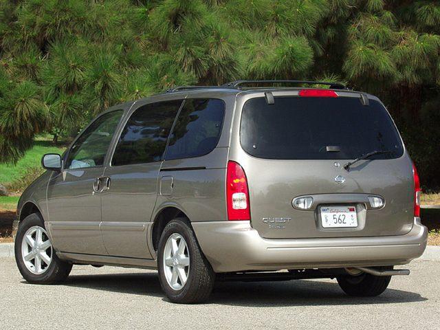 2002 Nissan Quest Exterior Photo