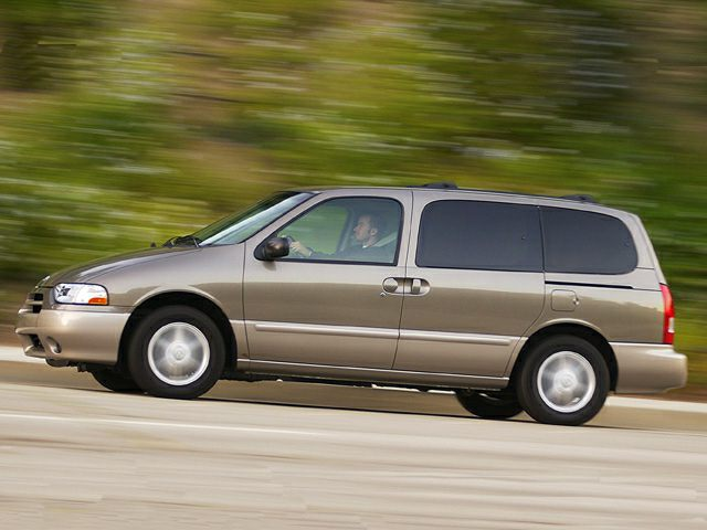 2002 Nissan Quest Exterior Photo