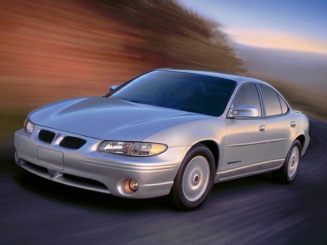 2002 Pontiac Grand Prix Exterior Photo