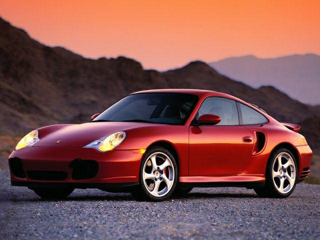 2002 Porsche 911 Exterior Photo