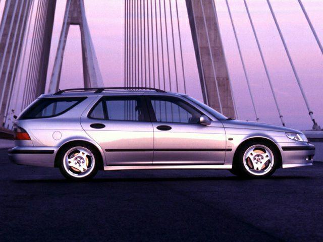 2002 Saab 9-5 Exterior Photo
