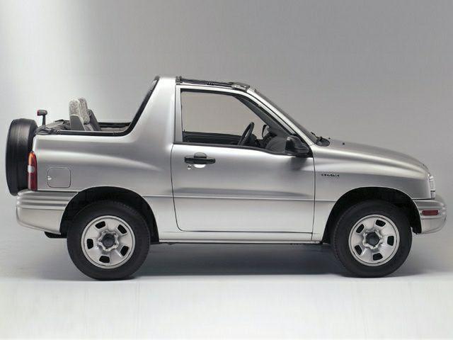 2003 Suzuki Vitara Exterior Photo