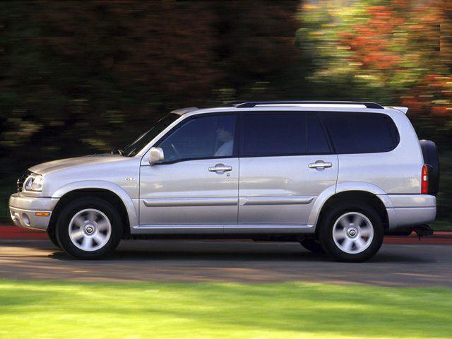 2002 Suzuki XL-7 Exterior Photo