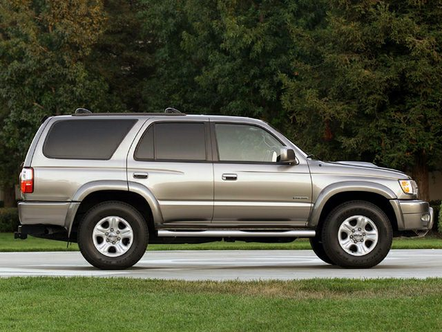 2002 Toyota 4Runner Exterior Photo