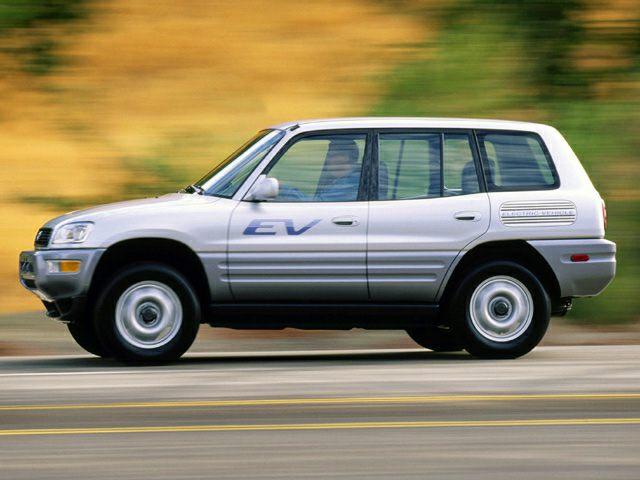 2002 RAV4 EV