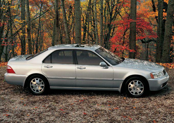2003 Acura RL Exterior Photo