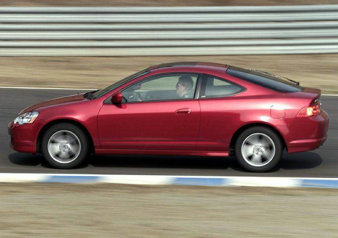 2003 Acura RSX Exterior Photo